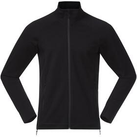 Bergans Ulstein Wool Jacket Men black